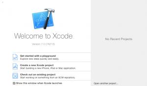 xcode 7 splash