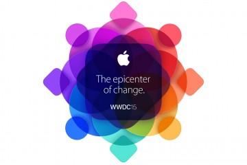 WWDC 2015 Einladungsbild